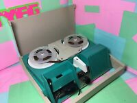 1963 futura tape recorder model 499 Really Rare! None On eBay
