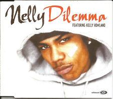 NELLY W/ KELLY ROWLAND Dilemma EDIT & REMIX & UNRLEASE & VIDEO CD single SEALED