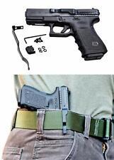 Concealable Gun Belt Clip Holster Gun Solution for Glocks 17 19 22 23 24 25 26