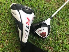 """TaylorMade R11 8"""" golf Driver with motore speeder stiff fujikura Graphite shaft"""