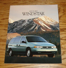Original 1995 Ford Windstar Sales Brochure 95 8/94 GL LX