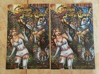 Zenescope Grimm Fairy Tales(2005) #13 Tyler Tedesco Rio 2 copies