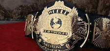 WWF WINGED EAGLE WRESTLING CHAMPION BELT 4MM ZINC