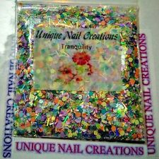 Limited Edition Glitter Mix~TRANQUIITY* Comes With Alloy~ Nail Art