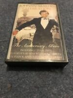 JOHNNY MATHIS CELEBRATION THE ANNIVERSARY ALBUM cassette tape album T7036
