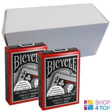 BICYCLE TRAGIC ROYALTY 12 DECKS PLAYING CARDS GLOW IN DARK BOX CASE USPCC NEW