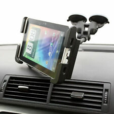 Dual Suction Car Vehicle Van Mount + Adjustable Holder for Galaxy Tab A 9.7