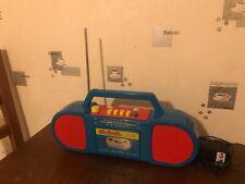 Poste radio vintage 1990 club Dorothée rare