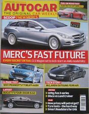 Autocar magazine 24 March 2010 featuring Audi, Land Rover, Toyota