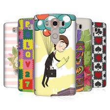 Fundas Para LG V10 para teléfonos móviles y PDAs Head Case Designs