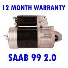Saab 99 2.0 1974 1975 1976 1977 1978-1984 Remanufacturado Motor de Arranque