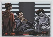 2013 Topps Star Wars Illustrated: A New Hope #12 Meeting With Lord Tion Card 0a1