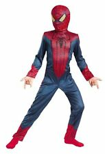 The Amazing Spider-Man Movie Halloween Costume Spiderman Size S/P 4 - 6 #42471L