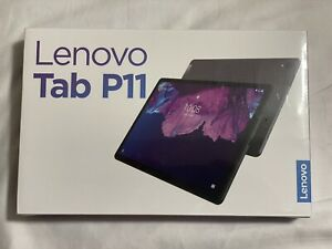 "Lenovo Tab P11 TB-J606F 64GB, WIFI 11"" IPS Display Slate Gray 4GB ram NEW SEALED"