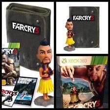 Far cry 3.Xbox360.collector.Insane Edition.Figure.Pal.