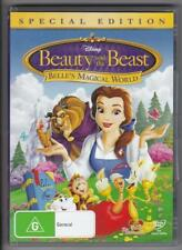 Disney: Beauty and the Beast: Belle's Magical World SE - DVD,