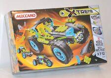 MECCANO 6820 XTreme modulable en 3 véhicules à moteur 6 volts - NEUF