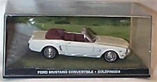 James Bond Ford Mustang Convertable Goldfinger new  in sealed pack