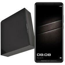 New Porsche Design Huawei Mate 10 Dual-SIM 256GB Black Factory Unlocked 4G OEM