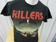 Bay Island Sportswear The Killers Battle Born 2013 Tour Medium Shirt W/ Dates