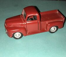 Maisto Mini 48 Ford Pickup in red w/ opening doors