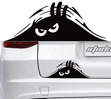 1PCS SUV Peeking Monster Peep Truck Walls Windows Decal Sticker Graphic Car New