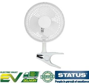 "Sealed pack white or Black Brand New Status CoolBreeze 4/"" USB Mini Fan"