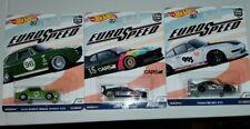 New ListingHot Wheels Car Culture Euro Speed Bmw M1 Procar & Alfa Romeo Giulia Sprint Gta &