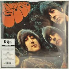 The Beatles Rubber Soul - IN MONO 2014 AAA vinyl record LP OOP Brand New SEALED