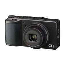 RICOH GR II Black 16.2MP Wi-Fi Digital Camera GR Lens 18.3mm / F2.8 wifi Japan