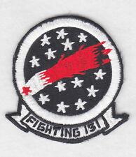 "USN Navy Aviation patch:  Fighter Squadron 131 (VF-131) - 3"""