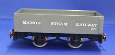 Mamod Steam Railway Company Open Goods Wagon Original Grey Design