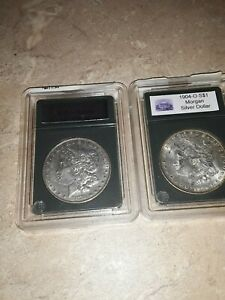 Morgan silver dollar auction