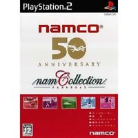 USED PS2 PlayStation 2 Nam Collection 15784 JAPAN IMPORT