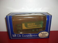 AEC Mammoth welch's transport LTD camion truck EFE 1/76 exclusive first editions