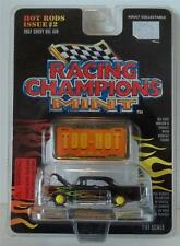 1957 '57 CHEVY BEL AIR MINT RACING CHAMPIONS 1:61 DIECAST ISSUE #2 RARE NRFP