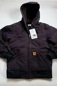 Man Jacket Carhartt Ackley Jacket (Navy) Size XL