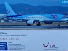 1/500 Herpa TUI Airlines Thomson Airways Boeing 757-200 G-BYAW 530903