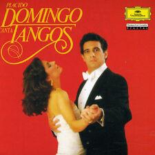 Plácido Domingo, Domingo Placido, Placido Domingo - Sings Tangos [New CD]