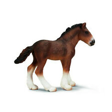 Schleich 13272 Shire Foal Draft Horse Model Toy Figurine Retired - NIP