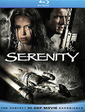 Serenity     *Brand New*  (Blu-ray Disc, 2008)
