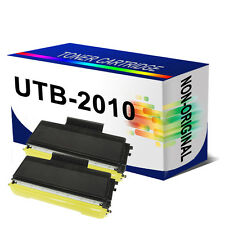 2 Remanufactured Toner compatible with Brother TN2010 DCP-7055 HL-2130 HL-2132