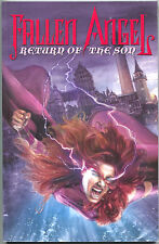 Fallen Angel Return Of The Son 1 TPB GN IDW 2011 NM 1 2 3 4