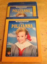 Pollyanna (Blu-ray,2015,55th Anniversary,Disney Movie Club)NEW Authentic Disney