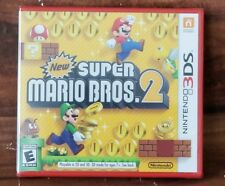 New Super Mario Bros. 2 (Nintendo 3DS, 2012) Game Gift