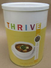 SMALL CAN THRIVE VEGETARIAN BEEF BOUILLON 170 SERVINGS 17.98 OZ 510 gm