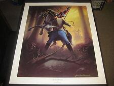The Devil Himself,  by James Thomas Neumann,  Nathan Bedford Forrest  CW Print