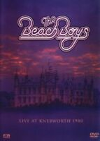 THE BEACH BOYS LIVE AT KNEBWORTH 1980 DVD ~ BRIAN WILSON ~ PAL All Region *NEW*