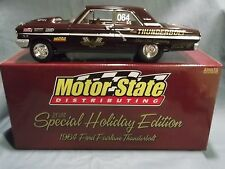 1964 THUNDERBOLT FORD DRAG 1:18 LANE EXACT DETAIL 2014 HOLIDAY EDITION DIECAST