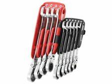 Facom - 467BF.JP10PB Ratchet Combination Flexi Wrench Set 10 Piece